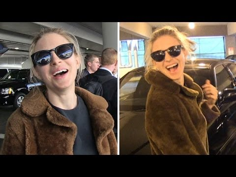 Actress Brit Marling Asked Out By TMZ Camera Guy  TMZ