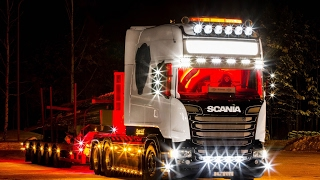Scania Longline New