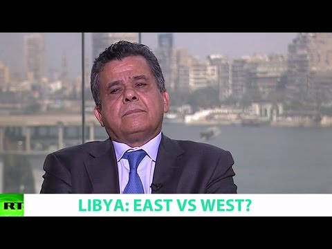 LIBYA: EAST VS WEST? Ft. Mohamed Dayri, Libyan Foreign Minister