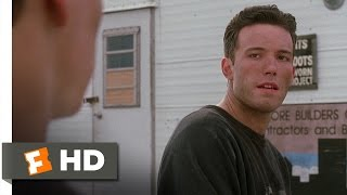 Good Will Hunting (11/12) Movie CLIP - The Best Part of My Day (1997) HD