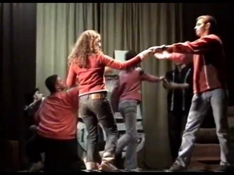 Modern Fairytale probe - Šabačka gimnazija 2003-2004.