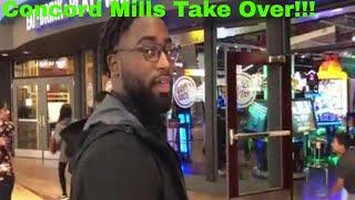 Concord Mills Vlog