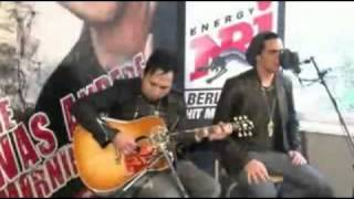 Adam Lambert WWFM Acoustic Radio Energy Berlin