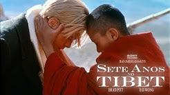 Sete Anos no Tibet- Duas Dublagens (Televisão/ DVD e Blu-ray)