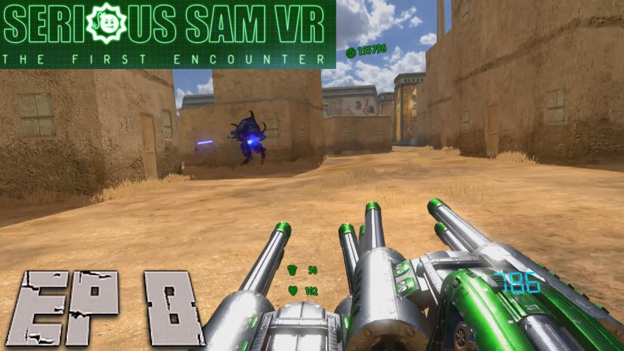 serious sam vr the first encounter crack