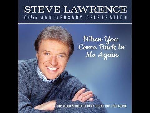 Steve Lawrence ~ Dream A Little Dream Of Me