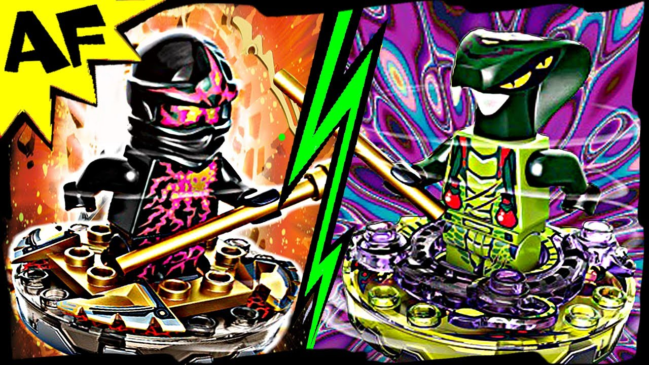 Nrg cole vs spitta lego ninjago spinjitzu battle stop motion review 9572 9569 youtube - Ninjago vs ninjago ...