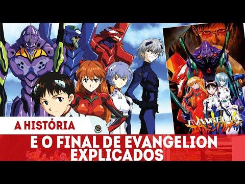 NEON GENESIS EVANGELION A HISTÓRIA E FINAL EXPLICADO