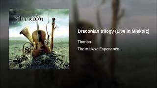 Draconian trilogy (Live in Miskolc)