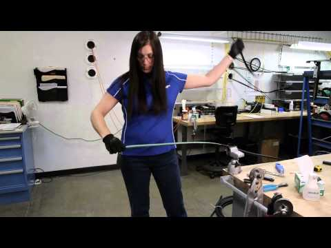 Technical Video: How to Prepare the ends of optical fiber ribbon cable for splicing