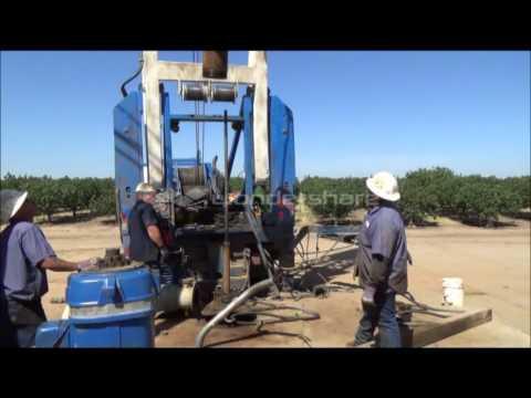 Hunke 50T Pump Hoist