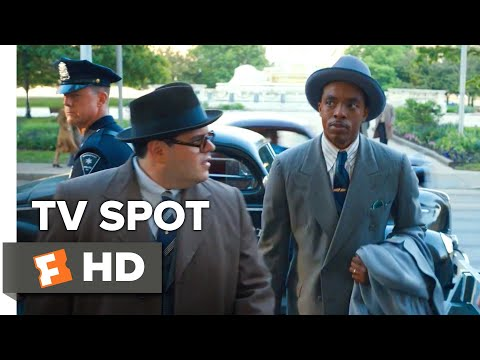 Marshall TV Spot - Justice (2017) | Movieclips Coming Soon
