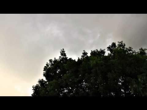 Thunderstorm June 10, 2014