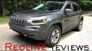 2019 Jeep Cherokee Trailhawk 2.0T – Redline: Review