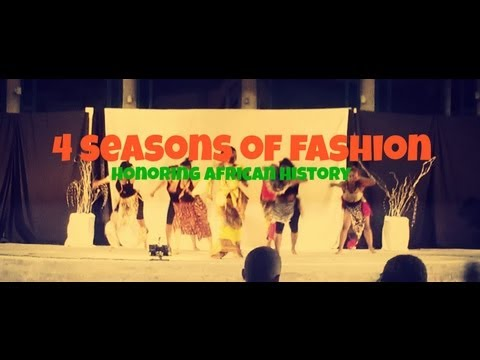 4 seasons of fashion by Dezign Nation