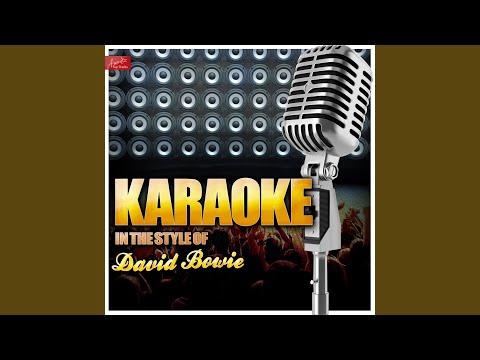Uncle Arthur (In the Style of David Bowie) (Karaoke Version)