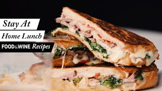 7 Satisfying Recipes For Lunch At Home | Food & Wine Recipes