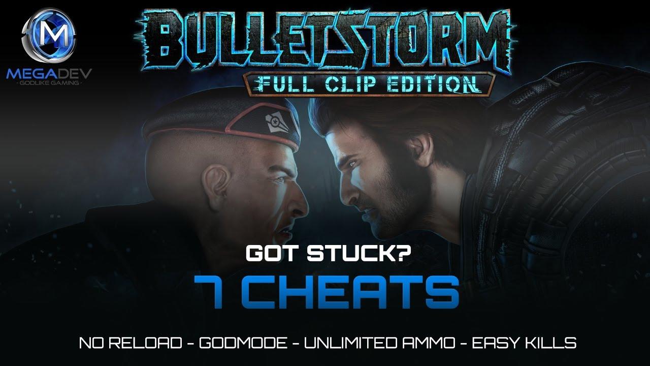 Bulletstorm Mega Trainer Download For Pc