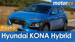 Hyundai Kona Hybrid 2020 | Prueba Suv Híbrido En Español