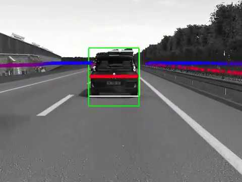2014- Detection and tracking cars for autonomous driving IFSTTAR LIVIC