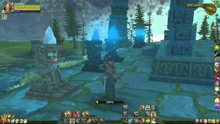 Allods Online Gameplay HD lvl 43 Ranger/Scout in the Astral Cemetary
