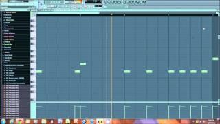 [FLP] Champagne Showers (DJ ArRoD ReMiX) by LMFAO [Electro/Pump]