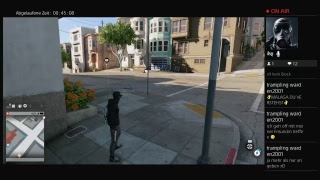 Watch dogs2 game play # 1