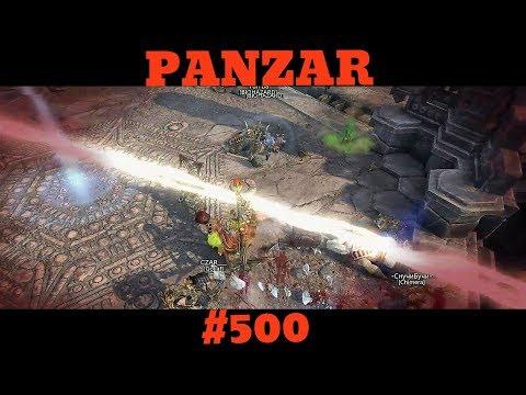 видео: panzar - Берсерк на врыве и показ имбы в действии. #500