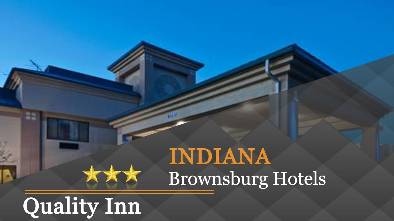 Quality Inn Indianapolis Brownsburg I 74 West Hotels Indiana