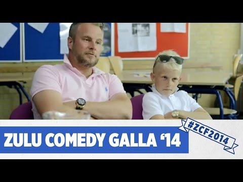 Komikernes skole-hjem-samtaler