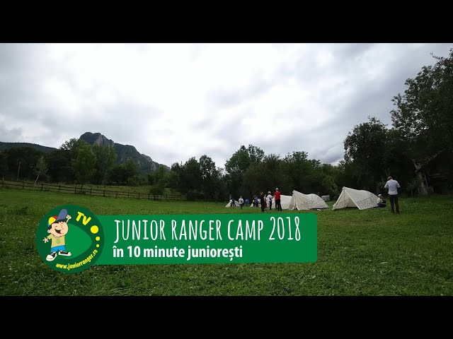 Junior Ranger Camp 2018