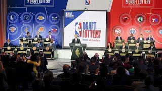Writer's Block - Zion and the NBA Draft Lottery