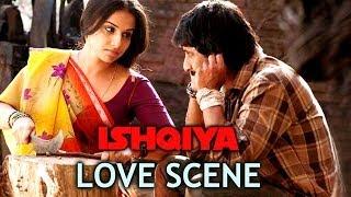 Vidya Balan Seduces Arshad Warsi - Ishqiya - Romantic Scene