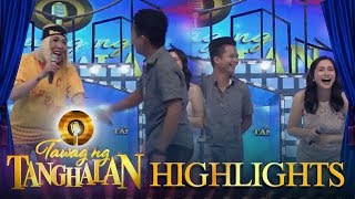 "Tawag ng Tanghalan: Christian gets confused with ""amnesia"" and ""anesthesia"""