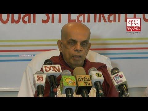Nalaka Thero criticizes Sri Lankan Ambassador in Geneva
