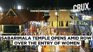 Sabarimala Temple Opens Amid Controversy Over Women's Entry | CRUX