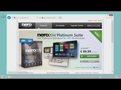 Nero MediaHome Herunterladen Und Installieren - Download And Install Nero MediaHome