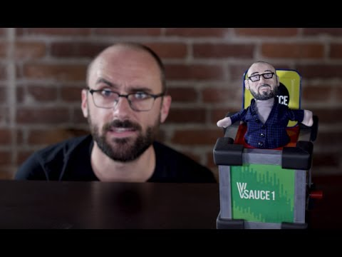 Vsauce Michael in the box
