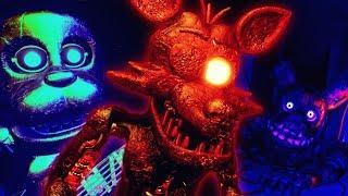 TRZASNĄŁEM FOXY'EGO MŁOTKIEM [ZOBACZ WIDEO]   Five Nights at Freddy's VR: Help Wanted #10