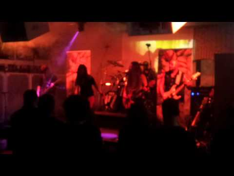"""Ravenscry """"Real Lies"""" - Live @ Route66"""