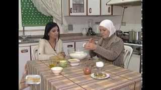 شاكرية وبرغل فقرة الطهي