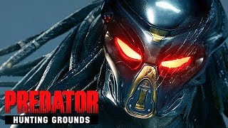 Predator Hunting Grounds Gameplay German - 2 Spieler Vs. Predator