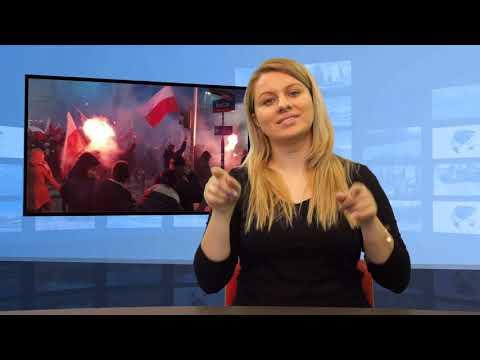 • Warszawa - Zakaz Marszu Niepodległości (Tłumaczenie na Język Migowy - PJM)