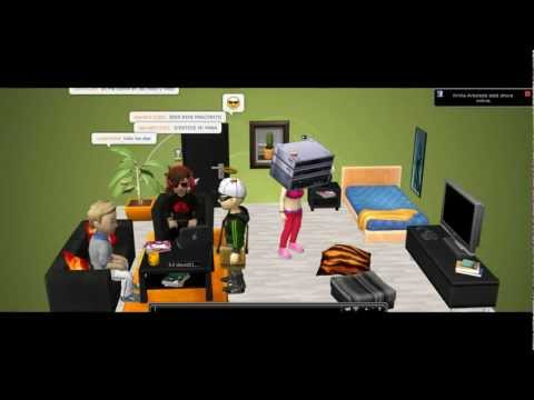 Club Cooee Trailer Español (chat 3d)