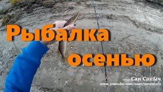 Рыбалка осенью перед заморозками(Рыбалка осенью перед заморозками Передаю приветы: Ипполит Видимый - 21:20 - http://www.youtube.com/channel/UCcGNlDH8x_1xnOCBoqrCwCA..., 2015-10-15T03:03:46.000Z)