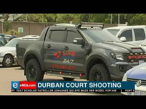 Durban court shooting