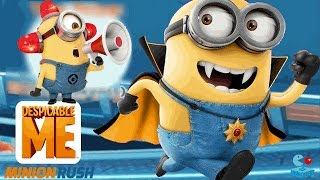 Despicable Me Minion Rush: Era of Heroes Special Limited Event (Funny Minion Game)