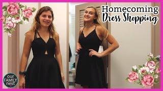 homecoming-dress-shopping