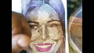 MUSICIAN: MELANIE FIONA🎤!!! TIME LAPSE DRAWING!!!