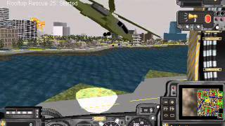 SimCopter Nuclear Meltdown